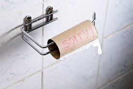 sig sorry når du har taget det sidste papir eller jyske bank bare sig undskyld