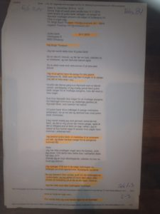 6-11-2015 .1 af 3 Mail til Jyske Bank ønsker svar Bilag 84