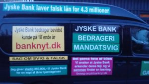 IMG_20180602_220312480 / JYSKE BANKs SVINDEL / FRAUD - CALL / OPRÅB :-) Can the bank director CEO Anders Dam not understand We only want to talk with the bank, JYSKE BANK And find a solution, so we can get our life back We are talking about The last 10 years, the bank provisionally has deceived us. The Danish bank took 10 years from us. :-) Please talk to us #AndersChristianDam Rather than continue deceive us With a false interest rate swap, for a loan that has not never existed We write, and write, and write, while the bank continues the very deliberate fraud which the entire Group Board is aware of. :-) :-) A case that is so inflamed, that not even the Danish press does dare comment on it. do you think that there is something about what we are writing about. Would you ask the bank management Jyske Bank Link to the bank further down Why they will not answer their customer And deliver a copy of the loan, 4.328.000 DKK as the bank claiming the customer has borrowed i Nykredit As the Danish Bank changes interest rates, for the last 10 years, Actually since January 1, 2009 - Now the customer discovered and informed the Jyske Bank Jyske 3-bold Bank May 2016 that there was no loan taken. We are talking about fraud for millions, against just one customer :-) :-) Where do you come into contact with a fraudster who just does not want to stop deceiving you Have tried for over 2 years. DO YOU HAVE A SUGGESTION :-) from www.banknyt.dk Startede i jyske bank Helsingør I.L Tvedes Vej 7. 3000 Helsingør Dagblad Godt hjulpet af jyske bank medlemmer eller ansatte på Vesterbro, Vesterbrogade 9. Men godt assisteret af jyske bank hoved kontor i Silkeborg Vestergade Hvor koncern ledelsen / bestyrelsen ved Anders Christian Dam nu hjælper til med at dette svindel fortsætter Jyske Banks advokater som lyver for retten Tilbød 2-11-2016 forligs møde Men med den agenda at ville lave en rente bytte på et andet lån, for at sløre svindlen. ------------ Journalist Press just ask Danish Bank Jyske bank why the bank does not admit fraud And start to apologize all crimes. https://www.jyskebank.dk/kontakt/afdelingsinfo?departmentid=11660 :-) #Journalist #Press When the Danish banks deceive their customers a case of fraud in Danish banks against customers :-( :-( when the #danish #banks as #jyskebank are making fraud And the gang leader, controls the bank's fraud. :-( Anders Dam Bank's CEO refuses to quit. So it only shows how criminal the Danish jyske bank is. :-) Do not trust the #JyskeBank they are #lying constantly, when the bank cheats you The fraud that is #organized through by 3 departments, and many members of the organization JYSKE BANK :-( The Danish bank jyske bank is a criminal offense, Follow the case in Danish law BS 99-698/2015 :-) :-) Thanks to all of you we meet on the road. Which gives us your full support to the fight against the Danish fraud bank. JYSKE BANK :-) :-) Please ask the bank, jyske bank if we have raised a loan of DKK 4.328.000 In Danish bank nykredit. as the bank writes to their customer who is ill after a brain bleeding - As the bank is facing Danish courts and claim is a loan behind the interest rate swap The swsp Jyske Bank itself made 16-07-2008 https://facebook.com/JyskeBank.dk/photos/a.1468232419878888.1073741869.1045397795495688/1468234663211997/?type=3&source=54&ref=page_internal :-( contact the bank here https://www.jyskebank.dk/omjyskebank/organisation/koncernledergruppe - Also ask about date and evidence that the loan offer has been withdrawn in due time before expiry :-) :-) And ask for the prompt contact to Nykredit Denmark And ask why (new credit bank) Nykredit, first would answer the question, after nykredit received a subpoena, to speak true. - Even at a meeting Nykredit refused to sign anything. Not to provide evidence against Jyske Bank for fraud - But after several letters admit Nykredit Bank on writing - There is no loan of 4.328.000 kr https://facebook.com/JyskeBank.dk/photos/a.1051107938258007.1073741840.1045397795495688/1344678722234259/?type=3&source=54&ref=page_internal :-( :-( So nothing to change interest rates https://facebook.com/JyskeBank.dk/photos/a.1045554925479975.1073741831.1045397795495688/1045554998813301/?type=3&source=54&ref=page_internal Thus admit Nykredit Bank that their friends in Jyske Bank are making fraud against Danish customers :-( :-( :-( Today June 29th claims Jyske Bank that a loan of DKK 4.328.000 Has been reduced to DKK 2.927.634 and raised interest rates DKK 81.182 https://facebook.com/JyskeBank.dk/photos/a.1046306905404777.1073741835.1045397795495688/1755579747810819/?type=3&source=54 :-) :-) Group management jyske bank know, at least since May 2016 There is no loan of 4.328.000 DKK And that has never existed. And the ceo is conscious about the fraud against the bank's customer :-) Nevertheless, the bank continues the fraud But now with the Group's Board of Directors knowledge and approval :-) The bank will not respond to anything Do you want to investigate the fraud case as a journalist? :-( :-( Fraud that the bank jyske bank has committed, over the past 10 years. :-) :-) https://facebook.com/story.php?story_fbid=10217380674608165&id=1213101334&ref=bookmarks Will make it better, when we share timeline, with link to Appendix :-) www.banknyt.dk /-----------/ #ANDERSDAM I SPIDSEN AF DEN STORE DANSKE NOK SMÅ #KRIMINELLE #BANK #JYSKEBANK Godt hjulpet af #Les www.les.dk #LundElmerSandager #Advokater :-) #JYSKE BANK BLEV OPDAGET / TAGET I AT LAVE #MANDATSVIG #BEDRAGERI #DOKUMENTFALSK #UDNYTTELSE #SVIG #FALSK :-) Banken skriver i fundamentet at jyskebank er #TROVÆRDIG #HÆDERLIG #ÆRLIG DET ER DET VI SKAL OPKLARE I DENNE HER SAG. :-) Offer spørger flere gange om jyske bank har nogle kommentar eller rettelser til www.banknyt.dk og opslag Jyske bank svare slet ikke :-) :-) We are still talking about 10 years of fraud Follow the case in Danish court Denmark Viborg BS 99-698/2015 :-) :-) Link to the bank's management jyske bank ask them please If we have borrowed DKK 4.328.000 as offered on May 20, 2008 in Nykredit The bank still take interest on this alleged loan in the 10th year. and refuses to answer anything :-) :-) Funny enough for all that loan is not existing just ask jyske bank why the bank does not admit fraud And start to apologize all crimes. https://www.jyskebank.dk/kontakt/afdelingsinfo?departmentid=11660 #Bank #AnderChristianDam #Financial #News #Press #Share #Pol #Recommendation #Sale #Firesale #AndersDam #JyskeBank #ATP #PFA #MortenUlrikGade #PhilipBaruch #LES #GF #BirgitBushThuesen #LundElmerSandager #Nykredit #MetteEgholmNielsen #Loan #Fraud #CasperDamOlsen #NicolaiHansen #gangcrimes #crimes :-) just ask jyske bank why the bank does not admit fraud And start to apologize all crimes. https://www.jyskebank.dk/kontakt/afdelingsinfo?departmentid=11660 #Koncernledelse #jyskebank #Koncernbestyrelsen #SvenBuhrkall #KurtBligaardPedersen #RinaAsmussen #PhilipBaruch #JensABorup #KeldNorup #ChristinaLykkeMunk #HaggaiKunisch #MarianneLillevang #Koncerndirektionen #AndersDam #LeifFLarsen #NielsErikJakobsen #PerSkovhus #PeterSchleidt