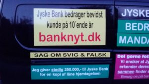 IMG_20180602_220317002 / JYSKE BANKs SVINDEL / FRAUD - CALL / OPRÅB :-) Can the bank director CEO Anders Dam not understand We only want to talk with the bank, JYSKE BANK And find a solution, so we can get our life back We are talking about The last 10 years, the bank provisionally has deceived us. The Danish bank took 10 years from us. :-) Please talk to us #AndersChristianDam Rather than continue deceive us With a false interest rate swap, for a loan that has not never existed We write, and write, and write, while the bank continues the very deliberate fraud which the entire Group Board is aware of. :-) :-) A case that is so inflamed, that not even the Danish press does dare comment on it. do you think that there is something about what we are writing about. Would you ask the bank management Jyske Bank Link to the bank further down Why they will not answer their customer And deliver a copy of the loan, 4.328.000 DKK as the bank claiming the customer has borrowed i Nykredit As the Danish Bank changes interest rates, for the last 10 years, Actually since January 1, 2009 - Now the customer discovered and informed the Jyske Bank Jyske 3-bold Bank May 2016 that there was no loan taken. We are talking about fraud for millions, against just one customer :-) :-) Where do you come into contact with a fraudster who just does not want to stop deceiving you Have tried for over 2 years. DO YOU HAVE A SUGGESTION :-) from www.banknyt.dk Startede i jyske bank Helsingør I.L Tvedes Vej 7. 3000 Helsingør Dagblad Godt hjulpet af jyske bank medlemmer eller ansatte på Vesterbro, Vesterbrogade 9. Men godt assisteret af jyske bank hoved kontor i Silkeborg Vestergade Hvor koncern ledelsen / bestyrelsen ved Anders Christian Dam nu hjælper til med at dette svindel fortsætter Jyske Banks advokater som lyver for retten Tilbød 2-11-2016 forligs møde Men med den agenda at ville lave en rente bytte på et andet lån, for at sløre svindlen. ------------ Journalist Press just ask Danish Bank Jyske bank why the bank does not admit fraud And start to apologize all crimes. https://www.jyskebank.dk/kontakt/afdelingsinfo?departmentid=11660 :-) #Journalist #Press When the Danish banks deceive their customers a case of fraud in Danish banks against customers :-( :-( when the #danish #banks as #jyskebank are making fraud And the gang leader, controls the bank's fraud. :-( Anders Dam Bank's CEO refuses to quit. So it only shows how criminal the Danish jyske bank is. :-) Do not trust the #JyskeBank they are #lying constantly, when the bank cheats you The fraud that is #organized through by 3 departments, and many members of the organization JYSKE BANK :-( The Danish bank jyske bank is a criminal offense, Follow the case in Danish law BS 99-698/2015 :-) :-) Thanks to all of you we meet on the road. Which gives us your full support to the fight against the Danish fraud bank. JYSKE BANK :-) :-) Please ask the bank, jyske bank if we have raised a loan of DKK 4.328.000 In Danish bank nykredit. as the bank writes to their customer who is ill after a brain bleeding - As the bank is facing Danish courts and claim is a loan behind the interest rate swap The swsp Jyske Bank itself made 16-07-2008 https://facebook.com/JyskeBank.dk/photos/a.1468232419878888.1073741869.1045397795495688/1468234663211997/?type=3&source=54&ref=page_internal :-( contact the bank here https://www.jyskebank.dk/omjyskebank/organisation/koncernledergruppe - Also ask about date and evidence that the loan offer has been withdrawn in due time before expiry :-) :-) And ask for the prompt contact to Nykredit Denmark And ask why (new credit bank) Nykredit, first would answer the question, after nykredit received a subpoena, to speak true. - Even at a meeting Nykredit refused to sign anything. Not to provide evidence against Jyske Bank for fraud - But after several letters admit Nykredit Bank on writing - There is no loan of 4.328.000 kr https://facebook.com/JyskeBank.dk/photos/a.1051107938258007.1073741840.1045397795495688/1344678722234259/?type=3&source=54&ref=page_internal :-( :-( So nothing to change interest rates https://facebook.com/JyskeBank.dk/photos/a.1045554925479975.1073741831.1045397795495688/1045554998813301/?type=3&source=54&ref=page_internal Thus admit Nykredit Bank that their friends in Jyske Bank are making fraud against Danish customers :-( :-( :-( Today June 29th claims Jyske Bank that a loan of DKK 4.328.000 Has been reduced to DKK 2.927.634 and raised interest rates DKK 81.182 https://facebook.com/JyskeBank.dk/photos/a.1046306905404777.1073741835.1045397795495688/1755579747810819/?type=3&source=54 :-) :-) Group management jyske bank know, at least since May 2016 There is no loan of 4.328.000 DKK And that has never existed. And the ceo is conscious about the fraud against the bank's customer :-) Nevertheless, the bank continues the fraud But now with the Group's Board of Directors knowledge and approval :-) The bank will not respond to anything Do you want to investigate the fraud case as a journalist? :-( :-( Fraud that the bank jyske bank has committed, over the past 10 years. :-) :-) https://facebook.com/story.php?story_fbid=10217380674608165&id=1213101334&ref=bookmarks Will make it better, when we share timeline, with link to Appendix :-) www.banknyt.dk /-----------/ #ANDERSDAM I SPIDSEN AF DEN STORE DANSKE NOK SMÅ #KRIMINELLE #BANK #JYSKEBANK Godt hjulpet af #Les www.les.dk #LundElmerSandager #Advokater :-) #JYSKE BANK BLEV OPDAGET / TAGET I AT LAVE #MANDATSVIG #BEDRAGERI #DOKUMENTFALSK #UDNYTTELSE #SVIG #FALSK :-) Banken skriver i fundamentet at jyskebank er #TROVÆRDIG #HÆDERLIG #ÆRLIG DET ER DET VI SKAL OPKLARE I DENNE HER SAG. :-) Offer spørger flere gange om jyske bank har nogle kommentar eller rettelser til www.banknyt.dk og opslag Jyske bank svare slet ikke :-) :-) We are still talking about 10 years of fraud Follow the case in Danish court Denmark Viborg BS 99-698/2015 :-) :-) Link to the bank's management jyske bank ask them please If we have borrowed DKK 4.328.000 as offered on May 20, 2008 in Nykredit The bank still take interest on this alleged loan in the 10th year. and refuses to answer anything :-) :-) Funny enough for all that loan is not existing just ask jyske bank why the bank does not admit fraud And start to apologize all crimes. https://www.jyskebank.dk/kontakt/afdelingsinfo?departmentid=11660 #Bank #AnderChristianDam #Financial #News #Press #Share #Pol #Recommendation #Sale #Firesale #AndersDam #JyskeBank #ATP #PFA #MortenUlrikGade #PhilipBaruch #LES #GF #BirgitBushThuesen #LundElmerSandager #Nykredit #MetteEgholmNielsen #Loan #Fraud #CasperDamOlsen #NicolaiHansen #gangcrimes #crimes :-) just ask jyske bank why the bank does not admit fraud And start to apologize all crimes. https://www.jyskebank.dk/kontakt/afdelingsinfo?departmentid=11660 #Koncernledelse #jyskebank #Koncernbestyrelsen #SvenBuhrkall #KurtBligaardPedersen #RinaAsmussen #PhilipBaruch #JensABorup #KeldNorup #ChristinaLykkeMunk #HaggaiKunisch #MarianneLillevang #Koncerndirektionen #AndersDam #LeifFLarsen #NielsErikJakobsen #PerSkovhus #PeterSchleidt