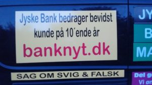 IMG_20180602_220321218 / JYSKE BANKs SVINDEL / FRAUD - CALL / OPRÅB :-) Can the bank director CEO Anders Dam not understand We only want to talk with the bank, JYSKE BANK And find a solution, so we can get our life back We are talking about The last 10 years, the bank provisionally has deceived us. The Danish bank took 10 years from us. :-) Please talk to us #AndersChristianDam Rather than continue deceive us With a false interest rate swap, for a loan that has not never existed We write, and write, and write, while the bank continues the very deliberate fraud which the entire Group Board is aware of. :-) :-) A case that is so inflamed, that not even the Danish press does dare comment on it. do you think that there is something about what we are writing about. Would you ask the bank management Jyske Bank Link to the bank further down Why they will not answer their customer And deliver a copy of the loan, 4.328.000 DKK as the bank claiming the customer has borrowed i Nykredit As the Danish Bank changes interest rates, for the last 10 years, Actually since January 1, 2009 - Now the customer discovered and informed the Jyske Bank Jyske 3-bold Bank May 2016 that there was no loan taken. We are talking about fraud for millions, against just one customer :-) :-) Where do you come into contact with a fraudster who just does not want to stop deceiving you Have tried for over 2 years. DO YOU HAVE A SUGGESTION :-) from www.banknyt.dk Startede i jyske bank Helsingør I.L Tvedes Vej 7. 3000 Helsingør Dagblad Godt hjulpet af jyske bank medlemmer eller ansatte på Vesterbro, Vesterbrogade 9. Men godt assisteret af jyske bank hoved kontor i Silkeborg Vestergade Hvor koncern ledelsen / bestyrelsen ved Anders Christian Dam nu hjælper til med at dette svindel fortsætter Jyske Banks advokater som lyver for retten Tilbød 2-11-2016 forligs møde Men med den agenda at ville lave en rente bytte på et andet lån, for at sløre svindlen. ------------ Journalist Press just ask Danish Bank Jyske bank why the bank does not admit fraud And start to apologize all crimes. https://www.jyskebank.dk/kontakt/afdelingsinfo?departmentid=11660 :-) #Journalist #Press When the Danish banks deceive their customers a case of fraud in Danish banks against customers :-( :-( when the #danish #banks as #jyskebank are making fraud And the gang leader, controls the bank's fraud. :-( Anders Dam Bank's CEO refuses to quit. So it only shows how criminal the Danish jyske bank is. :-) Do not trust the #JyskeBank they are #lying constantly, when the bank cheats you The fraud that is #organized through by 3 departments, and many members of the organization JYSKE BANK :-( The Danish bank jyske bank is a criminal offense, Follow the case in Danish law BS 99-698/2015 :-) :-) Thanks to all of you we meet on the road. Which gives us your full support to the fight against the Danish fraud bank. JYSKE BANK :-) :-) Please ask the bank, jyske bank if we have raised a loan of DKK 4.328.000 In Danish bank nykredit. as the bank writes to their customer who is ill after a brain bleeding - As the bank is facing Danish courts and claim is a loan behind the interest rate swap The swsp Jyske Bank itself made 16-07-2008 https://facebook.com/JyskeBank.dk/photos/a.1468232419878888.1073741869.1045397795495688/1468234663211997/?type=3&source=54&ref=page_internal :-( contact the bank here https://www.jyskebank.dk/omjyskebank/organisation/koncernledergruppe - Also ask about date and evidence that the loan offer has been withdrawn in due time before expiry :-) :-) And ask for the prompt contact to Nykredit Denmark And ask why (new credit bank) Nykredit, first would answer the question, after nykredit received a subpoena, to speak true. - Even at a meeting Nykredit refused to sign anything. Not to provide evidence against Jyske Bank for fraud - But after several letters admit Nykredit Bank on writing - There is no loan of 4.328.000 kr https://facebook.com/JyskeBank.dk/photos/a.1051107938258007.1073741840.1045397795495688/1344678722234259/?type=3&source=54&ref=page_internal :-( :-( So nothing to change interest rates https://facebook.com/JyskeBank.dk/photos/a.1045554925479975.1073741831.1045397795495688/1045554998813301/?type=3&source=54&ref=page_internal Thus admit Nykredit Bank that their friends in Jyske Bank are making fraud against Danish customers :-( :-( :-( Today June 29th claims Jyske Bank that a loan of DKK 4.328.000 Has been reduced to DKK 2.927.634 and raised interest rates DKK 81.182 https://facebook.com/JyskeBank.dk/photos/a.1046306905404777.1073741835.1045397795495688/1755579747810819/?type=3&source=54 :-) :-) Group management jyske bank know, at least since May 2016 There is no loan of 4.328.000 DKK And that has never existed. And the ceo is conscious about the fraud against the bank's customer :-) Nevertheless, the bank continues the fraud But now with the Group's Board of Directors knowledge and approval :-) The bank will not respond to anything Do you want to investigate the fraud case as a journalist? :-( :-( Fraud that the bank jyske bank has committed, over the past 10 years. :-) :-) https://facebook.com/story.php?story_fbid=10217380674608165&id=1213101334&ref=bookmarks Will make it better, when we share timeline, with link to Appendix :-) www.banknyt.dk /-----------/ #ANDERSDAM I SPIDSEN AF DEN STORE DANSKE NOK SMÅ #KRIMINELLE #BANK #JYSKEBANK Godt hjulpet af #Les www.les.dk #LundElmerSandager #Advokater :-) #JYSKE BANK BLEV OPDAGET / TAGET I AT LAVE #MANDATSVIG #BEDRAGERI #DOKUMENTFALSK #UDNYTTELSE #SVIG #FALSK :-) Banken skriver i fundamentet at jyskebank er #TROVÆRDIG #HÆDERLIG #ÆRLIG DET ER DET VI SKAL OPKLARE I DENNE HER SAG. :-) Offer spørger flere gange om jyske bank har nogle kommentar eller rettelser til www.banknyt.dk og opslag Jyske bank svare slet ikke :-) :-) We are still talking about 10 years of fraud Follow the case in Danish court Denmark Viborg BS 99-698/2015 :-) :-) Link to the bank's management jyske bank ask them please If we have borrowed DKK 4.328.000 as offered on May 20, 2008 in Nykredit The bank still take interest on this alleged loan in the 10th year. and refuses to answer anything :-) :-) Funny enough for all that loan is not existing just ask jyske bank why the bank does not admit fraud And start to apologize all crimes. https://www.jyskebank.dk/kontakt/afdelingsinfo?departmentid=11660 #Bank #AnderChristianDam #Financial #News #Press #Share #Pol #Recommendation #Sale #Firesale #AndersDam #JyskeBank #ATP #PFA #MortenUlrikGade #PhilipBaruch #LES #GF #BirgitBushThuesen #LundElmerSandager #Nykredit #MetteEgholmNielsen #Loan #Fraud #CasperDamOlsen #NicolaiHansen #gangcrimes #crimes :-) just ask jyske bank why the bank does not admit fraud And start to apologize all crimes. https://www.jyskebank.dk/kontakt/afdelingsinfo?departmentid=11660 #Koncernledelse #jyskebank #Koncernbestyrelsen #SvenBuhrkall #KurtBligaardPedersen #RinaAsmussen #PhilipBaruch #JensABorup #KeldNorup #ChristinaLykkeMunk #HaggaiKunisch #MarianneLillevang #Koncerndirektionen #AndersDam #LeifFLarsen #NielsErikJakobsen #PerSkovhus #PeterSchleidt