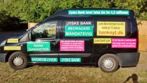 IMG_20180709_185144590_HDR / JYSKE BANKs SVINDEL / FRAUD - CALL / OPRÅB :-) Can the bank director CEO Anders Dam not understand We only want to talk with the bank, JYSKE BANK And find a solution, so we can get our life back We are talking about The last 10 years, the bank provisionally has deceived us. The Danish bank took 10 years from us. :-) Please talk to us #AndersChristianDam Rather than continue deceive us With a false interest rate swap, for a loan that has not never existed We write, and write, and write, while the bank continues the very deliberate fraud which the entire Group Board is aware of. :-) :-) A case that is so inflamed, that not even the Danish press does dare comment on it. do you think that there is something about what we are writing about. Would you ask the bank management Jyske Bank Link to the bank further down Why they will not answer their customer And deliver a copy of the loan, 4.328.000 DKK as the bank claiming the customer has borrowed i Nykredit As the Danish Bank changes interest rates, for the last 10 years, Actually since January 1, 2009 - Now the customer discovered and informed the Jyske Bank Jyske 3-bold Bank May 2016 that there was no loan taken. We are talking about fraud for millions, against just one customer :-) :-) Where do you come into contact with a fraudster who just does not want to stop deceiving you Have tried for over 2 years. DO YOU HAVE A SUGGESTION :-) from www.banknyt.dk Startede i jyske bank Helsingør I.L Tvedes Vej 7. 3000 Helsingør Dagblad Godt hjulpet af jyske bank medlemmer eller ansatte på Vesterbro, Vesterbrogade 9. Men godt assisteret af jyske bank hoved kontor i Silkeborg Vestergade Hvor koncern ledelsen / bestyrelsen ved Anders Christian Dam nu hjælper til med at dette svindel fortsætter Jyske Banks advokater som lyver for retten Tilbød 2-11-2016 forligs møde Men med den agenda at ville lave en rente bytte på et andet lån, for at sløre svindlen. ------------ Journalist Press just ask Danish Bank Jyske bank why the bank does not admit fraud And start to apologize all crimes. https://www.jyskebank.dk/kontakt/afdelingsinfo?departmentid=11660 :-) #Journalist #Press When the Danish banks deceive their customers a case of fraud in Danish banks against customers :-( :-( when the #danish #banks as #jyskebank are making fraud And the gang leader, controls the bank's fraud. :-( Anders Dam Bank's CEO refuses to quit. So it only shows how criminal the Danish jyske bank is. :-) Do not trust the #JyskeBank they are #lying constantly, when the bank cheats you The fraud that is #organized through by 3 departments, and many members of the organization JYSKE BANK :-( The Danish bank jyske bank is a criminal offense, Follow the case in Danish law BS 99-698/2015 :-) :-) Thanks to all of you we meet on the road. Which gives us your full support to the fight against the Danish fraud bank. JYSKE BANK :-) :-) Please ask the bank, jyske bank if we have raised a loan of DKK 4.328.000 In Danish bank nykredit. as the bank writes to their customer who is ill after a brain bleeding - As the bank is facing Danish courts and claim is a loan behind the interest rate swap The swsp Jyske Bank itself made 16-07-2008 https://facebook.com/JyskeBank.dk/photos/a.1468232419878888.1073741869.1045397795495688/1468234663211997/?type=3&source=54&ref=page_internal :-( contact the bank here https://www.jyskebank.dk/omjyskebank/organisation/koncernledergruppe - Also ask about date and evidence that the loan offer has been withdrawn in due time before expiry :-) :-) And ask for the prompt contact to Nykredit Denmark And ask why (new credit bank) Nykredit, first would answer the question, after nykredit received a subpoena, to speak true. - Even at a meeting Nykredit refused to sign anything. Not to provide evidence against Jyske Bank for fraud - But after several letters admit Nykredit Bank on writing - There is no loan of 4.328.000 kr https://facebook.com/JyskeBank.dk/photos/a.1051107938258007.1073741840.1045397795495688/1344678722234259/?type=3&source=54&ref=page_internal :-( :-( So nothing to change interest rates https://facebook.com/JyskeBank.dk/photos/a.1045554925479975.1073741831.1045397795495688/1045554998813301/?type=3&source=54&ref=page_internal Thus admit Nykredit Bank that their friends in Jyske Bank are making fraud against Danish customers :-( :-( :-( Today June 29th claims Jyske Bank that a loan of DKK 4.328.000 Has been reduced to DKK 2.927.634 and raised interest rates DKK 81.182 https://facebook.com/JyskeBank.dk/photos/a.1046306905404777.1073741835.1045397795495688/1755579747810819/?type=3&source=54 :-) :-) Group management jyske bank know, at least since May 2016 There is no loan of 4.328.000 DKK And that has never existed. And the ceo is conscious about the fraud against the bank's customer :-) Nevertheless, the bank continues the fraud But now with the Group's Board of Directors knowledge and approval :-) The bank will not respond to anything Do you want to investigate the fraud case as a journalist? :-( :-( Fraud that the bank jyske bank has committed, over the past 10 years. :-) :-) https://facebook.com/story.php?story_fbid=10217380674608165&id=1213101334&ref=bookmarks Will make it better, when we share timeline, with link to Appendix :-) www.banknyt.dk /-----------/ #ANDERSDAM I SPIDSEN AF DEN STORE DANSKE NOK SMÅ #KRIMINELLE #BANK #JYSKEBANK Godt hjulpet af #Les www.les.dk #LundElmerSandager #Advokater :-) #JYSKE BANK BLEV OPDAGET / TAGET I AT LAVE #MANDATSVIG #BEDRAGERI #DOKUMENTFALSK #UDNYTTELSE #SVIG #FALSK :-) Banken skriver i fundamentet at jyskebank er #TROVÆRDIG #HÆDERLIG #ÆRLIG DET ER DET VI SKAL OPKLARE I DENNE HER SAG. :-) Offer spørger flere gange om jyske bank har nogle kommentar eller rettelser til www.banknyt.dk og opslag Jyske bank svare slet ikke :-) :-) We are still talking about 10 years of fraud Follow the case in Danish court Denmark Viborg BS 99-698/2015 :-) :-) Link to the bank's management jyske bank ask them please If we have borrowed DKK 4.328.000 as offered on May 20, 2008 in Nykredit The bank still take interest on this alleged loan in the 10th year. and refuses to answer anything :-) :-) Funny enough for all that loan is not existing just ask jyske bank why the bank does not admit fraud And start to apologize all crimes. https://www.jyskebank.dk/kontakt/afdelingsinfo?departmentid=11660 #Bank #AnderChristianDam #Financial #News #Press #Share #Pol #Recommendation #Sale #Firesale #AndersDam #JyskeBank #ATP #PFA #MortenUlrikGade #PhilipBaruch #LES #GF #BirgitBushThuesen #LundElmerSandager #Nykredit #MetteEgholmNielsen #Loan #Fraud #CasperDamOlsen #NicolaiHansen #gangcrimes #crimes :-) just ask jyske bank why the bank does not admit fraud And start to apologize all crimes. https://www.jyskebank.dk/kontakt/afdelingsinfo?departmentid=11660 #Koncernledelse #jyskebank #Koncernbestyrelsen #SvenBuhrkall #KurtBligaardPedersen #RinaAsmussen #PhilipBaruch #JensABorup #KeldNorup #ChristinaLykkeMunk #HaggaiKunisch #MarianneLillevang #Koncerndirektionen #AndersDam #LeifFLarsen #NielsErikJakobsen #PerSkovhus #PeterSchleidt