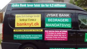 IMG_20180711_161753544 / JYSKE BANKs SVINDEL / FRAUD - CALL / OPRÅB :-) Can the bank director CEO Anders Dam not understand We only want to talk with the bank, JYSKE BANK And find a solution, so we can get our life back We are talking about The last 10 years, the bank provisionally has deceived us. The Danish bank took 10 years from us. :-) Please talk to us #AndersChristianDam Rather than continue deceive us With a false interest rate swap, for a loan that has not never existed We write, and write, and write, while the bank continues the very deliberate fraud which the entire Group Board is aware of. :-) :-) A case that is so inflamed, that not even the Danish press does dare comment on it. do you think that there is something about what we are writing about. Would you ask the bank management Jyske Bank Link to the bank further down Why they will not answer their customer And deliver a copy of the loan, 4.328.000 DKK as the bank claiming the customer has borrowed i Nykredit As the Danish Bank changes interest rates, for the last 10 years, Actually since January 1, 2009 - Now the customer discovered and informed the Jyske Bank Jyske 3-bold Bank May 2016 that there was no loan taken. We are talking about fraud for millions, against just one customer :-) :-) Where do you come into contact with a fraudster who just does not want to stop deceiving you Have tried for over 2 years. DO YOU HAVE A SUGGESTION :-) from www.banknyt.dk Startede i jyske bank Helsingør I.L Tvedes Vej 7. 3000 Helsingør Dagblad Godt hjulpet af jyske bank medlemmer eller ansatte på Vesterbro, Vesterbrogade 9. Men godt assisteret af jyske bank hoved kontor i Silkeborg Vestergade Hvor koncern ledelsen / bestyrelsen ved Anders Christian Dam nu hjælper til med at dette svindel fortsætter Jyske Banks advokater som lyver for retten Tilbød 2-11-2016 forligs møde Men med den agenda at ville lave en rente bytte på et andet lån, for at sløre svindlen. ------------ Journalist Press just ask Danish Bank Jyske b