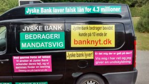 IMG_20180711_161812838_HDR / JYSKE BANKs SVINDEL / FRAUD - CALL / OPRÅB :-) Can the bank director CEO Anders Dam not understand We only want to talk with the bank, JYSKE BANK And find a solution, so we can get our life back We are talking about The last 10 years, the bank provisionally has deceived us. The Danish bank took 10 years from us. :-) Please talk to us #AndersChristianDam Rather than continue deceive us With a false interest rate swap, for a loan that has not never existed We write, and write, and write, while the bank continues the very deliberate fraud which the entire Group Board is aware of. :-) :-) A case that is so inflamed, that not even the Danish press does dare comment on it. do you think that there is something about what we are writing about. Would you ask the bank management Jyske Bank Link to the bank further down Why they will not answer their customer And deliver a copy of the loan, 4.328.000 DKK as the bank claiming the customer has borrowed i Nykredit As the Danish Bank changes interest rates, for the last 10 years, Actually since January 1, 2009 - Now the customer discovered and informed the Jyske Bank Jyske 3-bold Bank May 2016 that there was no loan taken. We are talking about fraud for millions, against just one customer :-) :-) Where do you come into contact with a fraudster who just does not want to stop deceiving you Have tried for over 2 years. DO YOU HAVE A SUGGESTION :-) from www.banknyt.dk Startede i jyske bank Helsingør I.L Tvedes Vej 7. 3000 Helsingør Dagblad Godt hjulpet af jyske bank medlemmer eller ansatte på Vesterbro, Vesterbrogade 9. Men godt assisteret af jyske bank hoved kontor i Silkeborg Vestergade Hvor koncern ledelsen / bestyrelsen ved Anders Christian Dam nu hjælper til med at dette svindel fortsætter Jyske Banks advokater som lyver for retten Tilbød 2-11-2016 forligs møde Men med den agenda at ville lave en rente bytte på et andet lån, for at sløre svindlen. ------------ Journalist Press just ask Danish Bank Jyske bank why the bank does not admit fraud And start to apologize all crimes. https://www.jyskebank.dk/kontakt/afdelingsinfo?departmentid=11660 :-) #Journalist #Press When the Danish banks deceive their customers a case of fraud in Danish banks against customers :-( :-( when the #danish #banks as #jyskebank are making fraud And the gang leader, controls the bank's fraud. :-( Anders Dam Bank's CEO refuses to quit. So it only shows how criminal the Danish jyske bank is. :-) Do not trust the #JyskeBank they are #lying constantly, when the bank cheats you The fraud that is #organized through by 3 departments, and many members of the organization JYSKE BANK :-( The Danish bank jyske bank is a criminal offense, Follow the case in Danish law BS 99-698/2015 :-) :-) Thanks to all of you we meet on the road. Which gives us your full support to the fight against the Danish fraud bank. JYSKE BANK :-) :-) Please ask the bank, jyske bank if we have raised a loan of DKK 4.328.000 In Danish bank nykredit. as the bank writes to their customer who is ill after a brain bleeding - As the bank is facing Danish courts and claim is a loan behind the interest rate swap The swsp Jyske Bank itself made 16-07-2008 https://facebook.com/JyskeBank.dk/photos/a.1468232419878888.1073741869.1045397795495688/1468234663211997/?type=3&source=54&ref=page_internal :-( contact the bank here https://www.jyskebank.dk/omjyskebank/organisation/koncernledergruppe - Also ask about date and evidence that the loan offer has been withdrawn in due time before expiry :-) :-) And ask for the prompt contact to Nykredit Denmark And ask why (new credit bank) Nykredit, first would answer the question, after nykredit received a subpoena, to speak true. - Even at a meeting Nykredit refused to sign anything. Not to provide evidence against Jyske Bank for fraud - But after several letters admit Nykredit Bank on writing - There is no loan of 4.328.000 kr https://facebook.com/JyskeBank.dk/photos/a.1051107938258007.1073741840.1045397795495688/1344678722234259/?type=3&source=54&ref=page_internal :-( :-( So nothing to change interest rates https://facebook.com/JyskeBank.dk/photos/a.1045554925479975.1073741831.1045397795495688/1045554998813301/?type=3&source=54&ref=page_internal Thus admit Nykredit Bank that their friends in Jyske Bank are making fraud against Danish customers :-( :-( :-( Today June 29th claims Jyske Bank that a loan of DKK 4.328.000 Has been reduced to DKK 2.927.634 and raised interest rates DKK 81.182 https://facebook.com/JyskeBank.dk/photos/a.1046306905404777.1073741835.1045397795495688/1755579747810819/?type=3&source=54 :-) :-) Group management jyske bank know, at least since May 2016 There is no loan of 4.328.000 DKK And that has never existed. And the ceo is conscious about the fraud against the bank's customer :-) Nevertheless, the bank continues the fraud But now with the Group's Board of Directors knowledge and approval :-) The bank will not respond to anything Do you want to investigate the fraud case as a journalist? :-( :-( Fraud that the bank jyske bank has committed, over the past 10 years. :-) :-) https://facebook.com/story.php?story_fbid=10217380674608165&id=1213101334&ref=bookmarks Will make it better, when we share timeline, with link to Appendix :-) www.banknyt.dk /-----------/ #ANDERSDAM I SPIDSEN AF DEN STORE DANSKE NOK SMÅ #KRIMINELLE #BANK #JYSKEBANK Godt hjulpet af #Les www.les.dk #LundElmerSandager #Advokater :-) #JYSKE BANK BLEV OPDAGET / TAGET I AT LAVE #MANDATSVIG #BEDRAGERI #DOKUMENTFALSK #UDNYTTELSE #SVIG #FALSK :-) Banken skriver i fundamentet at jyskebank er #TROVÆRDIG #HÆDERLIG #ÆRLIG DET ER DET VI SKAL OPKLARE I DENNE HER SAG. :-) Offer spørger flere gange om jyske bank har nogle kommentar eller rettelser til www.banknyt.dk og opslag Jyske bank svare slet ikke :-) :-) We are still talking about 10 years of fraud Follow the case in Danish court Denmark Viborg BS 99-698/2015 :-) :-) Link to the bank's management jyske bank ask them please If we have borrowed DKK 4.328.000 as offered on May 20, 2008 in Nykredit The bank still take interest on this alleged loan in the 10th year. and refuses to answer anything :-) :-) Funny enough for all that loan is not existing just ask jyske bank why the bank does not admit fraud And start to apologize all crimes. https://www.jyskebank.dk/kontakt/afdelingsinfo?departmentid=11660 #Bank #AnderChristianDam #Financial #News #Press #Share #Pol #Recommendation #Sale #Firesale #AndersDam #JyskeBank #ATP #PFA #MortenUlrikGade #PhilipBaruch #LES #GF #BirgitBushThuesen #LundElmerSandager #Nykredit #MetteEgholmNielsen #Loan #Fraud #CasperDamOlsen #NicolaiHansen #gangcrimes #crimes :-) just ask jyske bank why the bank does not admit fraud And start to apologize all crimes. https://www.jyskebank.dk/kontakt/afdelingsinfo?departmentid=11660 #Koncernledelse #jyskebank #Koncernbestyrelsen #SvenBuhrkall #KurtBligaardPedersen #RinaAsmussen #PhilipBaruch #JensABorup #KeldNorup #ChristinaLykkeMunk #HaggaiKunisch #MarianneLillevang #Koncerndirektionen #AndersDam #LeifFLarsen #NielsErikJakobsen #PerSkovhus #PeterSchleidt