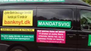 IMG_20180711_162052629 / JYSKE BANKs SVINDEL / FRAUD - CALL / OPRÅB :-) Can the bank director CEO Anders Dam not understand We only want to talk with the bank, JYSKE BANK And find a solution, so we can get our life back We are talking about The last 10 years, the bank provisionally has deceived us. The Danish bank took 10 years from us. :-) Please talk to us #AndersChristianDam Rather than continue deceive us With a false interest rate swap, for a loan that has not never existed We write, and write, and write, while the bank continues the very deliberate fraud which the entire Group Board is aware of. :-) :-) A case that is so inflamed, that not even the Danish press does dare comment on it. do you think that there is something about what we are writing about. Would you ask the bank management Jyske Bank Link to the bank further down Why they will not answer their customer And deliver a copy of the loan, 4.328.000 DKK as the bank claiming the customer has borrowed i Nykredit As the Danish Bank changes interest rates, for the last 10 years, Actually since January 1, 2009 - Now the customer discovered and informed the Jyske Bank Jyske 3-bold Bank May 2016 that there was no loan taken. We are talking about fraud for millions, against just one customer :-) :-) Where do you come into contact with a fraudster who just does not want to stop deceiving you Have tried for over 2 years. DO YOU HAVE A SUGGESTION :-) from www.banknyt.dk Startede i jyske bank Helsingør I.L Tvedes Vej 7. 3000 Helsingør Dagblad Godt hjulpet af jyske bank medlemmer eller ansatte på Vesterbro, Vesterbrogade 9. Men godt assisteret af jyske bank hoved kontor i Silkeborg Vestergade Hvor koncern ledelsen / bestyrelsen ved Anders Christian Dam nu hjælper til med at dette svindel fortsætter Jyske Banks advokater som lyver for retten Tilbød 2-11-2016 forligs møde Men med den agenda at ville lave en rente bytte på et andet lån, for at sløre svindlen. ------------ Journalist Press just ask Danish Bank Jyske b