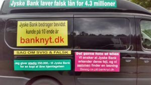 IMG_20180711_162218914_HDR / JYSKE BANKs SVINDEL / FRAUD - CALL / OPRÅB :-) Can the bank director CEO Anders Dam not understand We only want to talk with the bank, JYSKE BANK And find a solution, so we can get our life back We are talking about The last 10 years, the bank provisionally has deceived us. The Danish bank took 10 years from us. :-) Please talk to us #AndersChristianDam Rather than continue deceive us With a false interest rate swap, for a loan that has not never existed We write, and write, and write, while the bank continues the very deliberate fraud which the entire Group Board is aware of. :-) :-) A case that is so inflamed, that not even the Danish press does dare comment on it. do you think that there is something about what we are writing about. Would you ask the bank management Jyske Bank Link to the bank further down Why they will not answer their customer And deliver a copy of the loan, 4.328.000 DKK as the bank claiming the customer has borrowed i Nykredit As the Danish Bank changes interest rates, for the last 10 years, Actually since January 1, 2009 - Now the customer discovered and informed the Jyske Bank Jyske 3-bold Bank May 2016 that there was no loan taken. We are talking about fraud for millions, against just one customer :-) :-) Where do you come into contact with a fraudster who just does not want to stop deceiving you Have tried for over 2 years. DO YOU HAVE A SUGGESTION :-) from www.banknyt.dk Startede i jyske bank Helsingør I.L Tvedes Vej 7. 3000 Helsingør Dagblad Godt hjulpet af jyske bank medlemmer eller ansatte på Vesterbro, Vesterbrogade 9. Men godt assisteret af jyske bank hoved kontor i Silkeborg Vestergade Hvor koncern ledelsen / bestyrelsen ved Anders Christian Dam nu hjælper til med at dette svindel fortsætter Jyske Banks advokater som lyver for retten Tilbød 2-11-2016 forligs møde Men med den agenda at ville lave en rente bytte på et andet lån, for at sløre svindlen. ------------ Journalist Press just ask Danish Bank Jys