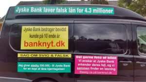 IMG_20180711_162222263_HDR / JYSKE BANKs SVINDEL / FRAUD - CALL / OPRÅB :-) Can the bank director CEO Anders Dam not understand We only want to talk with the bank, JYSKE BANK And find a solution, so we can get our life back We are talking about The last 10 years, the bank provisionally has deceived us. The Danish bank took 10 years from us. :-) Please talk to us #AndersChristianDam Rather than continue deceive us With a false interest rate swap, for a loan that has not never existed We write, and write, and write, while the bank continues the very deliberate fraud which the entire Group Board is aware of. :-) :-) A case that is so inflamed, that not even the Danish press does dare comment on it. do you think that there is something about what we are writing about. Would you ask the bank management Jyske Bank Link to the bank further down Why they will not answer their customer And deliver a copy of the loan, 4.328.000 DKK as the bank claiming the customer has borrowed i Nykredit As the Danish Bank changes interest rates, for the last 10 years, Actually since January 1, 2009 - Now the customer discovered and informed the Jyske Bank Jyske 3-bold Bank May 2016 that there was no loan taken. We are talking about fraud for millions, against just one customer :-) :-) Where do you come into contact with a fraudster who just does not want to stop deceiving you Have tried for over 2 years. DO YOU HAVE A SUGGESTION :-) from www.banknyt.dk Startede i jyske bank Helsingør I.L Tvedes Vej 7. 3000 Helsingør Dagblad Godt hjulpet af jyske bank medlemmer eller ansatte på Vesterbro, Vesterbrogade 9. Men godt assisteret af jyske bank hoved kontor i Silkeborg Vestergade Hvor koncern ledelsen / bestyrelsen ved Anders Christian Dam nu hjælper til med at dette svindel fortsætter Jyske Banks advokater som lyver for retten Tilbød 2-11-2016 forligs møde Men med den agenda at ville lave en rente bytte på et andet lån, for at sløre svindlen. ------------ Journalist Press just ask Danish Bank Jys