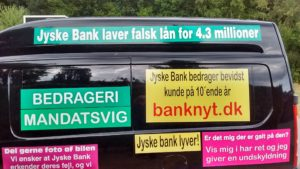 IMG_20180711_162232672_HDR / JYSKE BANKs SVINDEL / FRAUD - CALL / OPRÅB :-) Can the bank director CEO Anders Dam not understand We only want to talk with the bank, JYSKE BANK And find a solution, so we can get our life back We are talking about The last 10 years, the bank provisionally has deceived us. The Danish bank took 10 years from us. :-) Please talk to us #AndersChristianDam Rather than continue deceive us With a false interest rate swap, for a loan that has not never existed We write, and write, and write, while the bank continues the very deliberate fraud which the entire Group Board is aware of. :-) :-) A case that is so inflamed, that not even the Danish press does dare comment on it. do you think that there is something about what we are writing about. Would you ask the bank management Jyske Bank Link to the bank further down Why they will not answer their customer And deliver a copy of the loan, 4.328.000 DKK as the bank claiming the customer has borrowed i Nykredit As the Danish Bank changes interest rates, for the last 10 years, Actually since January 1, 2009 - Now the customer discovered and informed the Jyske Bank Jyske 3-bold Bank May 2016 that there was no loan taken. We are talking about fraud for millions, against just one customer :-) :-) Where do you come into contact with a fraudster who just does not want to stop deceiving you Have tried for over 2 years. DO YOU HAVE A SUGGESTION :-) from www.banknyt.dk Startede i jyske bank Helsingør I.L Tvedes Vej 7. 3000 Helsingør Dagblad Godt hjulpet af jyske bank medlemmer eller ansatte på Vesterbro, Vesterbrogade 9. Men godt assisteret af jyske bank hoved kontor i Silkeborg Vestergade Hvor koncern ledelsen / bestyrelsen ved Anders Christian Dam nu hjælper til med at dette svindel fortsætter Jyske Banks advokater som lyver for retten Tilbød 2-11-2016 forligs møde Men med den agenda at ville lave en rente bytte på et andet lån, for at sløre svindlen. ------------ Journalist Press just ask Danish Bank Jys