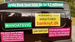 IMG_20180711_162328221_HDR / JYSKE BANKs SVINDEL / FRAUD - CALL / OPRÅB :-) Can the bank director CEO Anders Dam not understand We only want to talk with the bank, JYSKE BANK And find a solution, so we can get our life back We are talking about The last 10 years, the bank provisionally has deceived us. The Danish bank took 10 years from us. :-) Please talk to us #AndersChristianDam Rather than continue deceive us With a false interest rate swap, for a loan that has not never existed We write, and write, and write, while the bank continues the very deliberate fraud which the entire Group Board is aware of. :-) :-) A case that is so inflamed, that not even the Danish press does dare comment on it. do you think that there is something about what we are writing about. Would you ask the bank management Jyske Bank Link to the bank further down Why they will not answer their customer And deliver a copy of the loan, 4.328.000 DKK as the bank claiming the customer has borrowed i Nykredit As the Danish Bank changes interest rates, for the last 10 years, Actually since January 1, 2009 - Now the customer discovered and informed the Jyske Bank Jyske 3-bold Bank May 2016 that there was no loan taken. We are talking about fraud for millions, against just one customer :-) :-) Where do you come into contact with a fraudster who just does not want to stop deceiving you Have tried for over 2 years. DO YOU HAVE A SUGGESTION :-) from www.banknyt.dk Startede i jyske bank Helsingør I.L Tvedes Vej 7. 3000 Helsingør Dagblad Godt hjulpet af jyske bank medlemmer eller ansatte på Vesterbro, Vesterbrogade 9. Men godt assisteret af jyske bank hoved kontor i Silkeborg Vestergade Hvor koncern ledelsen / bestyrelsen ved Anders Christian Dam nu hjælper til med at dette svindel fortsætter Jyske Banks advokater som lyver for retten Tilbød 2-11-2016 forligs møde Men med den agenda at ville lave en rente bytte på et andet lån, for at sløre svindlen. ------------ Journalist Press just ask Danish Bank Jys
