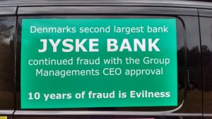 IMG_20180711_165035917_HDR / JYSKE BANKs SVINDEL / FRAUD - CALL / OPRÅB :-) Can the bank director CEO Anders Dam not understand We only want to talk with the bank, JYSKE BANK And find a solution, so we can get our life back We are talking about The last 10 years, the bank provisionally has deceived us. The Danish bank took 10 years from us. :-) Please talk to us #AndersChristianDam Rather than continue deceive us With a false interest rate swap, for a loan that has not never existed We write, and write, and write, while the bank continues the very deliberate fraud which the entire Group Board is aware of. :-) :-) A case that is so inflamed, that not even the Danish press does dare comment on it. do you think that there is something about what we are writing about. Would you ask the bank management Jyske Bank Link to the bank further down Why they will not answer their customer And deliver a copy of the loan, 4.328.000 DKK as the bank claiming the customer has borrowed i Nykredit As the Danish Bank changes interest rates, for the last 10 years, Actually since January 1, 2009 - Now the customer discovered and informed the Jyske Bank Jyske 3-bold Bank May 2016 that there was no loan taken. We are talking about fraud for millions, against just one customer :-) :-) Where do you come into contact with a fraudster who just does not want to stop deceiving you Have tried for over 2 years. DO YOU HAVE A SUGGESTION :-) from www.banknyt.dk Startede i jyske bank Helsingør I.L Tvedes Vej 7. 3000 Helsingør Dagblad Godt hjulpet af jyske bank medlemmer eller ansatte på Vesterbro, Vesterbrogade 9. Men godt assisteret af jyske bank hoved kontor i Silkeborg Vestergade Hvor koncern ledelsen / bestyrelsen ved Anders Christian Dam nu hjælper til med at dette svindel fortsætter Jyske Banks advokater som lyver for retten Tilbød 2-11-2016 forligs møde Men med den agenda at ville lave en rente bytte på et andet lån, for at sløre svindlen. ------------ Journalist Press just ask Danish Bank Jyske bank why the bank does not admit fraud And start to apologize all crimes. https://www.jyskebank.dk/kontakt/afdelingsinfo?departmentid=11660 :-) #Journalist #Press When the Danish banks deceive their customers a case of fraud in Danish banks against customers :-( :-( when the #danish #banks as #jyskebank are making fraud And the gang leader, controls the bank's fraud. :-( Anders Dam Bank's CEO refuses to quit. So it only shows how criminal the Danish jyske bank is. :-) Do not trust the #JyskeBank they are #lying constantly, when the bank cheats you The fraud that is #organized through by 3 departments, and many members of the organization JYSKE BANK :-( The Danish bank jyske bank is a criminal offense, Follow the case in Danish law BS 99-698/2015 :-) :-) Thanks to all of you we meet on the road. Which gives us your full support to the fight against the Danish fraud bank. JYSKE BANK :-) :-) Please ask the bank, jyske bank if we have raised a loan of DKK 4.328.000 In Danish bank nykredit. as the bank writes to their customer who is ill after a brain bleeding - As the bank is facing Danish courts and claim is a loan behind the interest rate swap The swsp Jyske Bank itself made 16-07-2008 https://facebook.com/JyskeBank.dk/photos/a.1468232419878888.1073741869.1045397795495688/1468234663211997/?type=3&source=54&ref=page_internal :-( contact the bank here https://www.jyskebank.dk/omjyskebank/organisation/koncernledergruppe - Also ask about date and evidence that the loan offer has been withdrawn in due time before expiry :-) :-) And ask for the prompt contact to Nykredit Denmark And ask why (new credit bank) Nykredit, first would answer the question, after nykredit received a subpoena, to speak true. - Even at a meeting Nykredit refused to sign anything. Not to provide evidence against Jyske Bank for fraud - But after several letters admit Nykredit Bank on writing - There is no loan of 4.328.000 kr https://facebook.com/JyskeBank.dk/photos/a.1051107938258007.1073741840.1045397795495688/1344678722234259/?type=3&source=54&ref=page_internal :-( :-( So nothing to change interest rates https://facebook.com/JyskeBank.dk/photos/a.1045554925479975.1073741831.1045397795495688/1045554998813301/?type=3&source=54&ref=page_internal Thus admit Nykredit Bank that their friends in Jyske Bank are making fraud against Danish customers :-( :-( :-( Today June 29th claims Jyske Bank that a loan of DKK 4.328.000 Has been reduced to DKK 2.927.634 and raised interest rates DKK 81.182 https://facebook.com/JyskeBank.dk/photos/a.1046306905404777.1073741835.1045397795495688/1755579747810819/?type=3&source=54 :-) :-) Group management jyske bank know, at least since May 2016 There is no loan of 4.328.000 DKK And that has never existed. And the ceo is conscious about the fraud against the bank's customer :-) Nevertheless, the bank continues the fraud But now with the Group's Board of Directors knowledge and approval :-) The bank will not respond to anything Do you want to investigate the fraud case as a journalist? :-( :-( Fraud that the bank jyske bank has committed, over the past 10 years. :-) :-) https://facebook.com/story.php?story_fbid=10217380674608165&id=1213101334&ref=bookmarks Will make it better, when we share timeline, with link to Appendix :-) www.banknyt.dk /-----------/ #ANDERSDAM I SPIDSEN AF DEN STORE DANSKE NOK SMÅ #KRIMINELLE #BANK #JYSKEBANK Godt hjulpet af #Les www.les.dk #LundElmerSandager #Advokater :-) #JYSKE BANK BLEV OPDAGET / TAGET I AT LAVE #MANDATSVIG #BEDRAGERI #DOKUMENTFALSK #UDNYTTELSE #SVIG #FALSK :-) Banken skriver i fundamentet at jyskebank er #TROVÆRDIG #HÆDERLIG #ÆRLIG DET ER DET VI SKAL OPKLARE I DENNE HER SAG. :-) Offer spørger flere gange om jyske bank har nogle kommentar eller rettelser til www.banknyt.dk og opslag Jyske bank svare slet ikke :-) :-) We are still talking about 10 years of fraud Follow the case in Danish court Denmark Viborg BS 99-698/2015 :-) :-) Link to the bank's management jyske bank ask them please If we have borrowed DKK 4.328.000 as offered on May 20, 2008 in Nykredit The bank still take interest on this alleged loan in the 10th year. and refuses to answer anything :-) :-) Funny enough for all that loan is not existing just ask jyske bank why the bank does not admit fraud And start to apologize all crimes. https://www.jyskebank.dk/kontakt/afdelingsinfo?departmentid=11660 #Bank #AnderChristianDam #Financial #News #Press #Share #Pol #Recommendation #Sale #Firesale #AndersDam #JyskeBank #ATP #PFA #MortenUlrikGade #PhilipBaruch #LES #GF #BirgitBushThuesen #LundElmerSandager #Nykredit #MetteEgholmNielsen #Loan #Fraud #CasperDamOlsen #NicolaiHansen #gangcrimes #crimes :-) just ask jyske bank why the bank does not admit fraud And start to apologize all crimes. https://www.jyskebank.dk/kontakt/afdelingsinfo?departmentid=11660 #Koncernledelse #jyskebank #Koncernbestyrelsen #SvenBuhrkall #KurtBligaardPedersen #RinaAsmussen #PhilipBaruch #JensABorup #KeldNorup #ChristinaLykkeMunk #HaggaiKunisch #MarianneLillevang #Koncerndirektionen #AndersDam #LeifFLarsen #NielsErikJakobsen #PerSkovhus #PeterSchleidt