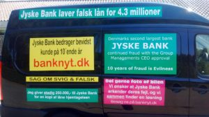 IMG_20180713_153522396 / JYSKE BANKs SVINDEL / FRAUD - CALL / OPRÅB :-) Can the bank director CEO Anders Dam not understand We only want to talk with the bank, JYSKE BANK And find a solution, so we can get our life back We are talking about The last 10 years, the bank provisionally has deceived us. The Danish bank took 10 years from us. :-) Please talk to us #AndersChristianDam Rather than continue deceive us With a false interest rate swap, for a loan that has not never existed We write, and write, and write, while the bank continues the very deliberate fraud which the entire Group Board is aware of. :-) :-) A case that is so inflamed, that not even the Danish press does dare comment on it. do you think that there is something about what we are writing about. Would you ask the bank management Jyske Bank Link to the bank further down Why they will not answer their customer And deliver a copy of the loan, 4.328.000 DKK as the bank claiming the customer has borrowed i Nykredit As the Danish Bank changes interest rates, for the last 10 years, Actually since January 1, 2009 - Now the customer discovered and informed the Jyske Bank Jyske 3-bold Bank May 2016 that there was no loan taken. We are talking about fraud for millions, against just one customer :-) :-) Where do you come into contact with a fraudster who just does not want to stop deceiving you Have tried for over 2 years. DO YOU HAVE A SUGGESTION :-) from www.banknyt.dk Startede i jyske bank Helsingør I.L Tvedes Vej 7. 3000 Helsingør Dagblad Godt hjulpet af jyske bank medlemmer eller ansatte på Vesterbro, Vesterbrogade 9. Men godt assisteret af jyske bank hoved kontor i Silkeborg Vestergade Hvor koncern ledelsen / bestyrelsen ved Anders Christian Dam nu hjælper til med at dette svindel fortsætter Jyske Banks advokater som lyver for retten Tilbød 2-11-2016 forligs møde Men med den agenda at ville lave en rente bytte på et andet lån, for at sløre svindlen. ------------ Journalist Press just ask Danish Bank Jyske b
