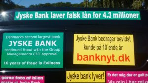 IMG_20180713_153538998 / JYSKE BANKs SVINDEL / FRAUD - CALL / OPRÅB :-) Can the bank director CEO Anders Dam not understand We only want to talk with the bank, JYSKE BANK And find a solution, so we can get our life back We are talking about The last 10 years, the bank provisionally has deceived us. The Danish bank took 10 years from us. :-) Please talk to us #AndersChristianDam Rather than continue deceive us With a false interest rate swap, for a loan that has not never existed We write, and write, and write, while the bank continues the very deliberate fraud which the entire Group Board is aware of. :-) :-) A case that is so inflamed, that not even the Danish press does dare comment on it. do you think that there is something about what we are writing about. Would you ask the bank management Jyske Bank Link to the bank further down Why they will not answer their customer And deliver a copy of the loan, 4.328.000 DKK as the bank claiming the customer has borrowed i Nykredit As the Danish Bank changes interest rates, for the last 10 years, Actually since January 1, 2009 - Now the customer discovered and informed the Jyske Bank Jyske 3-bold Bank May 2016 that there was no loan taken. We are talking about fraud for millions, against just one customer :-) :-) Where do you come into contact with a fraudster who just does not want to stop deceiving you Have tried for over 2 years. DO YOU HAVE A SUGGESTION :-) from www.banknyt.dk Startede i jyske bank Helsingør I.L Tvedes Vej 7. 3000 Helsingør Dagblad Godt hjulpet af jyske bank medlemmer eller ansatte på Vesterbro, Vesterbrogade 9. Men godt assisteret af jyske bank hoved kontor i Silkeborg Vestergade Hvor koncern ledelsen / bestyrelsen ved Anders Christian Dam nu hjælper til med at dette svindel fortsætter Jyske Banks advokater som lyver for retten Tilbød 2-11-2016 forligs møde Men med den agenda at ville lave en rente bytte på et andet lån, for at sløre svindlen. ------------ Journalist Press just ask Danish Bank Jyske bank why the bank does not admit fraud And start to apologize all crimes. https://www.jyskebank.dk/kontakt/afdelingsinfo?departmentid=11660 :-) #Journalist #Press When the Danish banks deceive their customers a case of fraud in Danish banks against customers :-( :-( when the #danish #banks as #jyskebank are making fraud And the gang leader, controls the bank's fraud. :-( Anders Dam Bank's CEO refuses to quit. So it only shows how criminal the Danish jyske bank is. :-) Do not trust the #JyskeBank they are #lying constantly, when the bank cheats you The fraud that is #organized through by 3 departments, and many members of the organization JYSKE BANK :-( The Danish bank jyske bank is a criminal offense, Follow the case in Danish law BS 99-698/2015 :-) :-) Thanks to all of you we meet on the road. Which gives us your full support to the fight against the Danish fraud bank. JYSKE BANK :-) :-) Please ask the bank, jyske bank if we have raised a loan of DKK 4.328.000 In Danish bank nykredit. as the bank writes to their customer who is ill after a brain bleeding - As the bank is facing Danish courts and claim is a loan behind the interest rate swap The swsp Jyske Bank itself made 16-07-2008 https://facebook.com/JyskeBank.dk/photos/a.1468232419878888.1073741869.1045397795495688/1468234663211997/?type=3&source=54&ref=page_internal :-( contact the bank here https://www.jyskebank.dk/omjyskebank/organisation/koncernledergruppe - Also ask about date and evidence that the loan offer has been withdrawn in due time before expiry :-) :-) And ask for the prompt contact to Nykredit Denmark And ask why (new credit bank) Nykredit, first would answer the question, after nykredit received a subpoena, to speak true. - Even at a meeting Nykredit refused to sign anything. Not to provide evidence against Jyske Bank for fraud - But after several letters admit Nykredit Bank on writing - There is no loan of 4.328.000 kr https://facebook.com/JyskeBank.dk/photos/a.1051107938258007.1073741840.1045397795495688/1344678722234259/?type=3&source=54&ref=page_internal :-( :-( So nothing to change interest rates https://facebook.com/JyskeBank.dk/photos/a.1045554925479975.1073741831.1045397795495688/1045554998813301/?type=3&source=54&ref=page_internal Thus admit Nykredit Bank that their friends in Jyske Bank are making fraud against Danish customers :-( :-( :-( Today June 29th claims Jyske Bank that a loan of DKK 4.328.000 Has been reduced to DKK 2.927.634 and raised interest rates DKK 81.182 https://facebook.com/JyskeBank.dk/photos/a.1046306905404777.1073741835.1045397795495688/1755579747810819/?type=3&source=54 :-) :-) Group management jyske bank know, at least since May 2016 There is no loan of 4.328.000 DKK And that has never existed. And the ceo is conscious about the fraud against the bank's customer :-) Nevertheless, the bank continues the fraud But now with the Group's Board of Directors knowledge and approval :-) The bank will not respond to anything Do you want to investigate the fraud case as a journalist? :-( :-( Fraud that the bank jyske bank has committed, over the past 10 years. :-) :-) https://facebook.com/story.php?story_fbid=10217380674608165&id=1213101334&ref=bookmarks Will make it better, when we share timeline, with link to Appendix :-) www.banknyt.dk /-----------/ #ANDERSDAM I SPIDSEN AF DEN STORE DANSKE NOK SMÅ #KRIMINELLE #BANK #JYSKEBANK Godt hjulpet af #Les www.les.dk #LundElmerSandager #Advokater :-) #JYSKE BANK BLEV OPDAGET / TAGET I AT LAVE #MANDATSVIG #BEDRAGERI #DOKUMENTFALSK #UDNYTTELSE #SVIG #FALSK :-) Banken skriver i fundamentet at jyskebank er #TROVÆRDIG #HÆDERLIG #ÆRLIG DET ER DET VI SKAL OPKLARE I DENNE HER SAG. :-) Offer spørger flere gange om jyske bank har nogle kommentar eller rettelser til www.banknyt.dk og opslag Jyske bank svare slet ikke :-) :-) We are still talking about 10 years of fraud Follow the case in Danish court Denmark Viborg BS 99-698/2015 :-) :-) Link to the bank's management jyske bank ask them please If we have borrowed DKK 4.328.000 as offered on May 20, 2008 in Nykredit The bank still take interest on this alleged loan in the 10th year. and refuses to answer anything :-) :-) Funny enough for all that loan is not existing just ask jyske bank why the bank does not admit fraud And start to apologize all crimes. https://www.jyskebank.dk/kontakt/afdelingsinfo?departmentid=11660 #Bank #AnderChristianDam #Financial #News #Press #Share #Pol #Recommendation #Sale #Firesale #AndersDam #JyskeBank #ATP #PFA #MortenUlrikGade #PhilipBaruch #LES #GF #BirgitBushThuesen #LundElmerSandager #Nykredit #MetteEgholmNielsen #Loan #Fraud #CasperDamOlsen #NicolaiHansen #gangcrimes #crimes :-) just ask jyske bank why the bank does not admit fraud And start to apologize all crimes. https://www.jyskebank.dk/kontakt/afdelingsinfo?departmentid=11660 #Koncernledelse #jyskebank #Koncernbestyrelsen #SvenBuhrkall #KurtBligaardPedersen #RinaAsmussen #PhilipBaruch #JensABorup #KeldNorup #ChristinaLykkeMunk #HaggaiKunisch #MarianneLillevang #Koncerndirektionen #AndersDam #LeifFLarsen #NielsErikJakobsen #PerSkovhus #PeterSchleidt