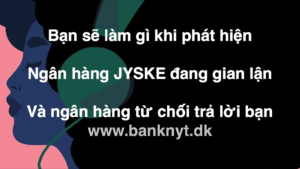 / JYSKE BANKs SVINDEL / FRAUD - CALL / OPRÅB :-) Can the bank director CEO Anders Dam not understand We only want to talk with the bank, JYSKE BANK And find a solution, so we can get our life back We are talking about The last 10 years, the bank provisionally has deceived us. The Danish bank took 10 years from us. :-) Please talk to us #AndersChristianDam Rather than continue deceive us With a false interest rate swap, for a loan that has not never existed We write, and write, and write, while the bank continues the very deliberate fraud which the entire Group Board is aware of. :-) :-) A case that is so inflamed, that not even the Danish press does dare comment on it. do you think that there is something about what we are writing about. Would you ask the bank management Jyske Bank Link to the bank further down Why they will not answer their customer And deliver a copy of the loan, 4.328.000 DKK as the bank claiming the customer has borrowed i Nykredit As the Danish Bank changes interest rates, for the last 10 years, Actually since January 1, 2009 - Now the customer discovered and informed the Jyske Bank Jyske 3-bold Bank May 2016 that there was no loan taken. We are talking about fraud for millions, against just one customer :-) :-) Where do you come into contact with a fraudster who just does not want to stop deceiving you Have tried for over 2 years. DO YOU HAVE A SUGGESTION :-) from www.banknyt.dk Startede i jyske bank Helsingør I.L Tvedes Vej 7. 3000 Helsingør Dagblad Godt hjulpet af jyske bank medlemmer eller ansatte på Vesterbro, Vesterbrogade 9. Men godt assisteret af jyske bank hoved kontor i Silkeborg Vestergade Hvor koncern ledelsen / bestyrelsen ved Anders Christian Dam nu hjælper til med at dette svindel fortsætter Jyske Banks advokater som lyver for retten Tilbød 2-11-2016 forligs møde Men med den agenda at ville lave en rente bytte på et andet lån, for at sløre svindlen. ------------ Journalist Press just ask Danish Bank Jyske bank why the bank does not admit fraud And start to apologize all crimes. https://www.jyskebank.dk/kontakt/afdelingsinfo?departmentid=11660 :-) #Journalist #Press When the Danish banks deceive their customers a case of fraud in Danish banks against customers :-( :-( when the #danish #banks as #jyskebank are making fraud And the gang leader, controls the bank's fraud. :-( Anders Dam Bank's CEO refuses to quit. So it only shows how criminal the Danish jyske bank is. :-) Do not trust the #JyskeBank they are #lying constantly, when the bank cheats you The fraud that is #organized through by 3 departments, and many members of the organization JYSKE BANK :-( The Danish bank jyske bank is a criminal offense, Follow the case in Danish law BS 99-698/2015 :-) :-) Thanks to all of you we meet on the road. Which gives us your full support to the fight against the Danish fraud bank. JYSKE BANK :-) :-) Please ask the bank, jyske bank if we have raised a loan of DKK 4.328.000 In Danish bank nykredit. as the bank writes to their customer who is ill after a brain bleeding - As the bank is facing Danish courts and claim is a loan behind the interest rate swap The swsp Jyske Bank itself made 16-07-2008 https://facebook.com/JyskeBank.dk/photos/a.1468232419878888.1073741869.1045397795495688/1468234663211997/?type=3&source=54&ref=page_internal :-( contact the bank here https://www.jyskebank.dk/omjyskebank/organisation/koncernledergruppe - Also ask about date and evidence that the loan offer has been withdrawn in due time before expiry :-) :-) And ask for the prompt contact to Nykredit Denmark And ask why (new credit bank) Nykredit, first would answer the question, after nykredit received a subpoena, to speak true. - Even at a meeting Nykredit refused to sign anything. Not to provide evidence against Jyske Bank for fraud - But after several letters admit Nykredit Bank on writing - There is no loan of 4.328.000 kr https://facebook.com/JyskeBank.dk/photos/a.1051107938258007.1073741840.1045397795495688/1344678722234259/?type=3&source=54&ref=page_internal :-( :-( So nothing to change interest rates https://facebook.com/JyskeBank.dk/photos/a.1045554925479975.1073741831.1045397795495688/1045554998813301/?type=3&source=54&ref=page_internal Thus admit Nykredit Bank that their friends in Jyske Bank are making fraud against Danish customers :-( :-( :-( Today June 29th claims Jyske Bank that a loan of DKK 4.328.000 Has been reduced to DKK 2.927.634 and raised interest rates DKK 81.182 https://facebook.com/JyskeBank.dk/photos/a.1046306905404777.1073741835.1045397795495688/1755579747810819/?type=3&source=54 :-) :-) Group management jyske bank know, at least since May 2016 There is no loan of 4.328.000 DKK And that has never existed. And the ceo is conscious about the fraud against the bank's customer :-) Nevertheless, the bank continues the fraud But now with the Group's Board of Directors knowledge and approval :-) The bank will not respond to anything Do you want to investigate the fraud case as a journalist? :-( :-( Fraud that the bank jyske bank has committed, over the past 10 years. :-) :-) https://facebook.com/story.php?story_fbid=10217380674608165&id=1213101334&ref=bookmarks Will make it better, when we share timeline, with link to Appendix :-) www.banknyt.dk /-----------/ #ANDERSDAM I SPIDSEN AF DEN STORE DANSKE NOK SMÅ #KRIMINELLE #BANK #JYSKEBANK Godt hjulpet af #Les www.les.dk #LundElmerSandager #Advokater :-) #JYSKE BANK BLEV OPDAGET / TAGET I AT LAVE #MANDATSVIG #BEDRAGERI #DOKUMENTFALSK #UDNYTTELSE #SVIG #FALSK :-) Banken skriver i fundamentet at jyskebank er #TROVÆRDIG #HÆDERLIG #ÆRLIG DET ER DET VI SKAL OPKLARE I DENNE HER SAG. :-) Offer spørger flere gange om jyske bank har nogle kommentar eller rettelser til www.banknyt.dk og opslag Jyske bank svare slet ikke :-) :-) We are still talking about 10 years of fraud Follow the case in Danish court Denmark Viborg BS 99-698/2015 :-) :-) Link to the bank's management jyske bank ask them please If we have borrowed DKK 4.328.000 as offered on May 20, 2008 in Nykredit The bank still take interest on this alleged loan in the 10th year. and refuses to answer anything :-) :-) Funny enough for all that loan is not existing just ask jyske bank why the bank does not admit fraud And start to apologize all crimes. https://www.jyskebank.dk/kontakt/afdelingsinfo?departmentid=11660 #Bank #AnderChristianDam #Financial #News #Press #Share #Pol #Recommendation #Sale #Firesale #AndersDam #JyskeBank #ATP #PFA #MortenUlrikGade #PhilipBaruch #LES #GF #BirgitBushThuesen #LundElmerSandager #Nykredit #MetteEgholmNielsen #Loan #Fraud #CasperDamOlsen #NicolaiHansen #gangcrimes #crimes :-) just ask jyske bank why the bank does not admit fraud And start to apologize all crimes. https://www.jyskebank.dk/kontakt/afdelingsinfo?departmentid=11660 #Koncernledelse #jyskebank #Koncernbestyrelsen #SvenBuhrkall #KurtBligaardPedersen #RinaAsmussen #PhilipBaruch #JensABorup #KeldNorup #ChristinaLykkeMunk #HaggaiKunisch #MarianneLillevang #Koncerndirektionen #AndersDam #LeifFLarsen #NielsErikJakobsen #PerSkovhus #PeterSchleidt / ,IMG_20180709_185159966