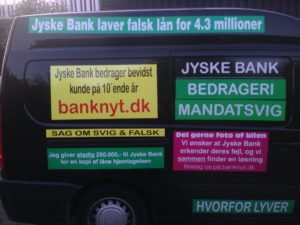 IMG_3113 / JYSKE BANKs SVINDEL / FRAUD - CALL / OPRÅB :-) Can the bank director CEO Anders Dam not understand We only want to talk with the bank, JYSKE BANK And find a solution, so we can get our life back We are talking about The last 10 years, the bank provisionally has deceived us. The Danish bank took 10 years from us. :-) Please talk to us #AndersChristianDam Rather than continue deceive us With a false interest rate swap, for a loan that has not never existed We write, and write, and write, while the bank continues the very deliberate fraud which the entire Group Board is aware of. :-) :-) A case that is so inflamed, that not even the Danish press does dare comment on it. do you think that there is something about what we are writing about. Would you ask the bank management Jyske Bank Link to the bank further down Why they will not answer their customer And deliver a copy of the loan, 4.328.000 DKK as the bank claiming the customer has borrowed i Nykredit As the Danish Bank changes interest rates, for the last 10 years, Actually since January 1, 2009 - Now the customer discovered and informed the Jyske Bank Jyske 3-bold Bank May 2016 that there was no loan taken. We are talking about fraud for millions, against just one customer :-) :-) Where do you come into contact with a fraudster who just does not want to stop deceiving you Have tried for over 2 years. DO YOU HAVE A SUGGESTION :-) from www.banknyt.dk Startede i jyske bank Helsingør I.L Tvedes Vej 7. 3000 Helsingør Dagblad Godt hjulpet af jyske bank medlemmer eller ansatte på Vesterbro, Vesterbrogade 9. Men godt assisteret af jyske bank hoved kontor i Silkeborg Vestergade Hvor koncern ledelsen / bestyrelsen ved Anders Christian Dam nu hjælper til med at dette svindel fortsætter Jyske Banks advokater som lyver for retten Tilbød 2-11-2016 forligs møde Men med den agenda at ville lave en rente bytte på et andet lån, for at sløre svindlen. ------------ Journalist Press just ask Danish Bank Jyske bank why the bank does not admit fraud And start to apologize all crimes. https://www.jyskebank.dk/kontakt/afdelingsinfo?departmentid=11660 :-) #Journalist #Press When the Danish banks deceive their customers a case of fraud in Danish banks against customers :-( :-( when the #danish #banks as #jyskebank are making fraud And the gang leader, controls the bank's fraud. :-( Anders Dam Bank's CEO refuses to quit. So it only shows how criminal the Danish jyske bank is. :-) Do not trust the #JyskeBank they are #lying constantly, when the bank cheats you The fraud that is #organized through by 3 departments, and many members of the organization JYSKE BANK :-( The Danish bank jyske bank is a criminal offense, Follow the case in Danish law BS 99-698/2015 :-) :-) Thanks to all of you we meet on the road. Which gives us your full support to the fight against the Danish fraud bank. JYSKE BANK :-) :-) Please ask the bank, jyske bank if we have raised a loan of DKK 4.328.000 In Danish bank nykredit. as the bank writes to their customer who is ill after a brain bleeding - As the bank is facing Danish courts and claim is a loan behind the interest rate swap The swsp Jyske Bank itself made 16-07-2008 https://facebook.com/JyskeBank.dk/photos/a.1468232419878888.1073741869.1045397795495688/1468234663211997/?type=3&source=54&ref=page_internal :-( contact the bank here https://www.jyskebank.dk/omjyskebank/organisation/koncernledergruppe - Also ask about date and evidence that the loan offer has been withdrawn in due time before expiry :-) :-) And ask for the prompt contact to Nykredit Denmark And ask why (new credit bank) Nykredit, first would answer the question, after nykredit received a subpoena, to speak true. - Even at a meeting Nykredit refused to sign anything. Not to provide evidence against Jyske Bank for fraud - But after several letters admit Nykredit Bank on writing - There is no loan of 4.328.000 kr https://facebook.com/JyskeBank.dk/photos/a.1051107938258007.1073741840.1045397795495688/1344678722234259/?type=3&source=54&ref=page_internal :-( :-( So nothing to change interest rates https://facebook.com/JyskeBank.dk/photos/a.1045554925479975.1073741831.1045397795495688/1045554998813301/?type=3&source=54&ref=page_internal Thus admit Nykredit Bank that their friends in Jyske Bank are making fraud against Danish customers :-( :-( :-( Today June 29th claims Jyske Bank that a loan of DKK 4.328.000 Has been reduced to DKK 2.927.634 and raised interest rates DKK 81.182 https://facebook.com/JyskeBank.dk/photos/a.1046306905404777.1073741835.1045397795495688/1755579747810819/?type=3&source=54 :-) :-) Group management jyske bank know, at least since May 2016 There is no loan of 4.328.000 DKK And that has never existed. And the ceo is conscious about the fraud against the bank's customer :-) Nevertheless, the bank continues the fraud But now with the Group's Board of Directors knowledge and approval :-) The bank will not respond to anything Do you want to investigate the fraud case as a journalist? :-( :-( Fraud that the bank jyske bank has committed, over the past 10 years. :-) :-) https://facebook.com/story.php?story_fbid=10217380674608165&id=1213101334&ref=bookmarks Will make it better, when we share timeline, with link to Appendix :-) www.banknyt.dk /-----------/ #ANDERSDAM I SPIDSEN AF DEN STORE DANSKE NOK SMÅ #KRIMINELLE #BANK #JYSKEBANK Godt hjulpet af #Les www.les.dk #LundElmerSandager #Advokater :-) #JYSKE BANK BLEV OPDAGET / TAGET I AT LAVE #MANDATSVIG #BEDRAGERI #DOKUMENTFALSK #UDNYTTELSE #SVIG #FALSK :-) Banken skriver i fundamentet at jyskebank er #TROVÆRDIG #HÆDERLIG #ÆRLIG DET ER DET VI SKAL OPKLARE I DENNE HER SAG. :-) Offer spørger flere gange om jyske bank har nogle kommentar eller rettelser til www.banknyt.dk og opslag Jyske bank svare slet ikke :-) :-) We are still talking about 10 years of fraud Follow the case in Danish court Denmark Viborg BS 99-698/2015 :-) :-) Link to the bank's management jyske bank ask them please If we have borrowed DKK 4.328.000 as offered on May 20, 2008 in Nykredit The bank still take interest on this alleged loan in the 10th year. and refuses to answer anything :-) :-) Funny enough for all that loan is not existing just ask jyske bank why the bank does not admit fraud And start to apologize all crimes. https://www.jyskebank.dk/kontakt/afdelingsinfo?departmentid=11660 #Bank #AnderChristianDam #Financial #News #Press #Share #Pol #Recommendation #Sale #Firesale #AndersDam #JyskeBank #ATP #PFA #MortenUlrikGade #PhilipBaruch #LES #GF #BirgitBushThuesen #LundElmerSandager #Nykredit #MetteEgholmNielsen #Loan #Fraud #CasperDamOlsen #NicolaiHansen #gangcrimes #crimes :-) just ask jyske bank why the bank does not admit fraud And start to apologize all crimes. https://www.jyskebank.dk/kontakt/afdelingsinfo?departmentid=11660 #Koncernledelse #jyskebank #Koncernbestyrelsen #SvenBuhrkall #KurtBligaardPedersen #RinaAsmussen #PhilipBaruch #JensABorup #KeldNorup #ChristinaLykkeMunk #HaggaiKunisch #MarianneLillevang #Koncerndirektionen #AndersDam #LeifFLarsen #NielsErikJakobsen #PerSkovhus #PeterSchleidt / ,IMG_20180709_185159966