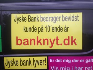 IMG_3243 / JYSKE BANKs SVINDEL / FRAUD - CALL / OPRÅB :-) Can the bank director CEO Anders Dam not understand We only want to talk with the bank, JYSKE BANK And find a solution, so we can get our life back We are talking about The last 10 years, the bank provisionally has deceived us. The Danish bank took 10 years from us. :-) Please talk to us #AndersChristianDam Rather than continue deceive us With a false interest rate swap, for a loan that has not never existed We write, and write, and write, while the bank continues the very deliberate fraud which the entire Group Board is aware of. :-) :-) A case that is so inflamed, that not even the Danish press does dare comment on it. do you think that there is something about what we are writing about. Would you ask the bank management Jyske Bank Link to the bank further down Why they will not answer their customer And deliver a copy of the loan, 4.328.000 DKK as the bank claiming the customer has borrowed i Nykredit As the Danish Bank changes interest rates, for the last 10 years, Actually since January 1, 2009 - Now the customer discovered and informed the Jyske Bank Jyske 3-bold Bank May 2016 that there was no loan taken. We are talking about fraud for millions, against just one customer :-) :-) Where do you come into contact with a fraudster who just does not want to stop deceiving you Have tried for over 2 years. DO YOU HAVE A SUGGESTION :-) from www.banknyt.dk Startede i jyske bank Helsingør I.L Tvedes Vej 7. 3000 Helsingør Dagblad Godt hjulpet af jyske bank medlemmer eller ansatte på Vesterbro, Vesterbrogade 9. Men godt assisteret af jyske bank hoved kontor i Silkeborg Vestergade Hvor koncern ledelsen / bestyrelsen ved Anders Christian Dam nu hjælper til med at dette svindel fortsætter Jyske Banks advokater som lyver for retten Tilbød 2-11-2016 forligs møde Men med den agenda at ville lave en rente bytte på et andet lån, for at sløre svindlen. ------------ Journalist Press just ask Danish Bank Jyske bank why the bank does not admit fraud And start to apologize all crimes. https://www.jyskebank.dk/kontakt/afdelingsinfo?departmentid=11660 :-) #Journalist #Press When the Danish banks deceive their customers a case of fraud in Danish banks against customers :-( :-( when the #danish #banks as #jyskebank are making fraud And the gang leader, controls the bank's fraud. :-( Anders Dam Bank's CEO refuses to quit. So it only shows how criminal the Danish jyske bank is. :-) Do not trust the #JyskeBank they are #lying constantly, when the bank cheats you The fraud that is #organized through by 3 departments, and many members of the organization JYSKE BANK :-( The Danish bank jyske bank is a criminal offense, Follow the case in Danish law BS 99-698/2015 :-) :-) Thanks to all of you we meet on the road. Which gives us your full support to the fight against the Danish fraud bank. JYSKE BANK :-) :-) Please ask the bank, jyske bank if we have raised a loan of DKK 4.328.000 In Danish bank nykredit. as the bank writes to their customer who is ill after a brain bleeding - As the bank is facing Danish courts and claim is a loan behind the interest rate swap The swsp Jyske Bank itself made 16-07-2008 https://facebook.com/JyskeBank.dk/photos/a.1468232419878888.1073741869.1045397795495688/1468234663211997/?type=3&source=54&ref=page_internal :-( contact the bank here https://www.jyskebank.dk/omjyskebank/organisation/koncernledergruppe - Also ask about date and evidence that the loan offer has been withdrawn in due time before expiry :-) :-) And ask for the prompt contact to Nykredit Denmark And ask why (new credit bank) Nykredit, first would answer the question, after nykredit received a subpoena, to speak true. - Even at a meeting Nykredit refused to sign anything. Not to provide evidence against Jyske Bank for fraud - But after several letters admit Nykredit Bank on writing - There is no loan of 4.328.000 kr https://facebook.com/JyskeBank.dk/photos/a.1051107938258007.1073741840.1045397795495688/1344678722234259/?type=3&source=54&ref=page_internal :-( :-( So nothing to change interest rates https://facebook.com/JyskeBank.dk/photos/a.1045554925479975.1073741831.1045397795495688/1045554998813301/?type=3&source=54&ref=page_internal Thus admit Nykredit Bank that their friends in Jyske Bank are making fraud against Danish customers :-( :-( :-( Today June 29th claims Jyske Bank that a loan of DKK 4.328.000 Has been reduced to DKK 2.927.634 and raised interest rates DKK 81.182 https://facebook.com/JyskeBank.dk/photos/a.1046306905404777.1073741835.1045397795495688/1755579747810819/?type=3&source=54 :-) :-) Group management jyske bank know, at least since May 2016 There is no loan of 4.328.000 DKK And that has never existed. And the ceo is conscious about the fraud against the bank's customer :-) Nevertheless, the bank continues the fraud But now with the Group's Board of Directors knowledge and approval :-) The bank will not respond to anything Do you want to investigate the fraud case as a journalist? :-( :-( Fraud that the bank jyske bank has committed, over the past 10 years. :-) :-) https://facebook.com/story.php?story_fbid=10217380674608165&id=1213101334&ref=bookmarks Will make it better, when we share timeline, with link to Appendix :-) www.banknyt.dk /-----------/ #ANDERSDAM I SPIDSEN AF DEN STORE DANSKE NOK SMÅ #KRIMINELLE #BANK #JYSKEBANK Godt hjulpet af #Les www.les.dk #LundElmerSandager #Advokater :-) #JYSKE BANK BLEV OPDAGET / TAGET I AT LAVE #MANDATSVIG #BEDRAGERI #DOKUMENTFALSK #UDNYTTELSE #SVIG #FALSK :-) Banken skriver i fundamentet at jyskebank er #TROVÆRDIG #HÆDERLIG #ÆRLIG DET ER DET VI SKAL OPKLARE I DENNE HER SAG. :-) Offer spørger flere gange om jyske bank har nogle kommentar eller rettelser til www.banknyt.dk og opslag Jyske bank svare slet ikke :-) :-) We are still talking about 10 years of fraud Follow the case in Danish court Denmark Viborg BS 99-698/2015 :-) :-) Link to the bank's management jyske bank ask them please If we have borrowed DKK 4.328.000 as offered on May 20, 2008 in Nykredit The bank still take interest on this alleged loan in the 10th year. and refuses to answer anything :-) :-) Funny enough for all that loan is not existing just ask jyske bank why the bank does not admit fraud And start to apologize all crimes. https://www.jyskebank.dk/kontakt/afdelingsinfo?departmentid=11660 #Bank #AnderChristianDam #Financial #News #Press #Share #Pol #Recommendation #Sale #Firesale #AndersDam #JyskeBank #ATP #PFA #MortenUlrikGade #PhilipBaruch #LES #GF #BirgitBushThuesen #LundElmerSandager #Nykredit #MetteEgholmNielsen #Loan #Fraud #CasperDamOlsen #NicolaiHansen #gangcrimes #crimes :-) just ask jyske bank why the bank does not admit fraud And start to apologize all crimes. https://www.jyskebank.dk/kontakt/afdelingsinfo?departmentid=11660 #Koncernledelse #jyskebank #Koncernbestyrelsen #SvenBuhrkall #KurtBligaardPedersen #RinaAsmussen #PhilipBaruch #JensABorup #KeldNorup #ChristinaLykkeMunk #HaggaiKunisch #MarianneLillevang #Koncerndirektionen #AndersDam #LeifFLarsen #NielsErikJakobsen #PerSkovhus #PeterSchleidt / ,IMG_20180709_185159966