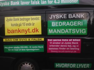 IMG_3251 / JYSKE BANKs SVINDEL / FRAUD - CALL / OPRÅB :-) Can the bank director CEO Anders Dam not understand We only want to talk with the bank, JYSKE BANK And find a solution, so we can get our life back We are talking about The last 10 years, the bank provisionally has deceived us. The Danish bank took 10 years from us. :-) Please talk to us #AndersChristianDam Rather than continue deceive us With a false interest rate swap, for a loan that has not never existed We write, and write, and write, while the bank continues the very deliberate fraud which the entire Group Board is aware of. :-) :-) A case that is so inflamed, that not even the Danish press does dare comment on it. do you think that there is something about what we are writing about. Would you ask the bank management Jyske Bank Link to the bank further down Why they will not answer their customer And deliver a copy of the loan, 4.328.000 DKK as the bank claiming the customer has borrowed i Nykredit As the Danish Bank changes interest rates, for the last 10 years, Actually since January 1, 2009 - Now the customer discovered and informed the Jyske Bank Jyske 3-bold Bank May 2016 that there was no loan taken. We are talking about fraud for millions, against just one customer :-) :-) Where do you come into contact with a fraudster who just does not want to stop deceiving you Have tried for over 2 years. DO YOU HAVE A SUGGESTION :-) from www.banknyt.dk Startede i jyske bank Helsingør I.L Tvedes Vej 7. 3000 Helsingør Dagblad Godt hjulpet af jyske bank medlemmer eller ansatte på Vesterbro, Vesterbrogade 9. Men godt assisteret af jyske bank hoved kontor i Silkeborg Vestergade Hvor koncern ledelsen / bestyrelsen ved Anders Christian Dam nu hjælper til med at dette svindel fortsætter Jyske Banks advokater som lyver for retten Tilbød 2-11-2016 forligs møde Men med den agenda at ville lave en rente bytte på et andet lån, for at sløre svindlen. ------------ Journalist Press just ask Danish Bank Jyske bank why the ba