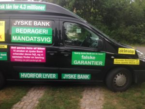 IMG_3254 / JYSKE BANKs SVINDEL / FRAUD - CALL / OPRÅB :-) Can the bank director CEO Anders Dam not understand We only want to talk with the bank, JYSKE BANK And find a solution, so we can get our life back We are talking about The last 10 years, the bank provisionally has deceived us. The Danish bank took 10 years from us. :-) Please talk to us #AndersChristianDam Rather than continue deceive us With a false interest rate swap, for a loan that has not never existed We write, and write, and write, while the bank continues the very deliberate fraud which the entire Group Board is aware of. :-) :-) A case that is so inflamed, that not even the Danish press does dare comment on it. do you think that there is something about what we are writing about. Would you ask the bank management Jyske Bank Link to the bank further down Why they will not answer their customer And deliver a copy of the loan, 4.328.000 DKK as the bank claiming the customer has borrowed i Nykredit As the Danish Bank changes interest rates, for the last 10 years, Actually since January 1, 2009 - Now the customer discovered and informed the Jyske Bank Jyske 3-bold Bank May 2016 that there was no loan taken. We are talking about fraud for millions, against just one customer :-) :-) Where do you come into contact with a fraudster who just does not want to stop deceiving you Have tried for over 2 years. DO YOU HAVE A SUGGESTION :-) from www.banknyt.dk Startede i jyske bank Helsingør I.L Tvedes Vej 7. 3000 Helsingør Dagblad Godt hjulpet af jyske bank medlemmer eller ansatte på Vesterbro, Vesterbrogade 9. Men godt assisteret af jyske bank hoved kontor i Silkeborg Vestergade Hvor koncern ledelsen / bestyrelsen ved Anders Christian Dam nu hjælper til med at dette svindel fortsætter Jyske Banks advokater som lyver for retten Tilbød 2-11-2016 forligs møde Men med den agenda at ville lave en rente bytte på et andet lån, for at sløre svindlen. ------------ Journalist Press just ask Danish Bank Jyske bank why the ba