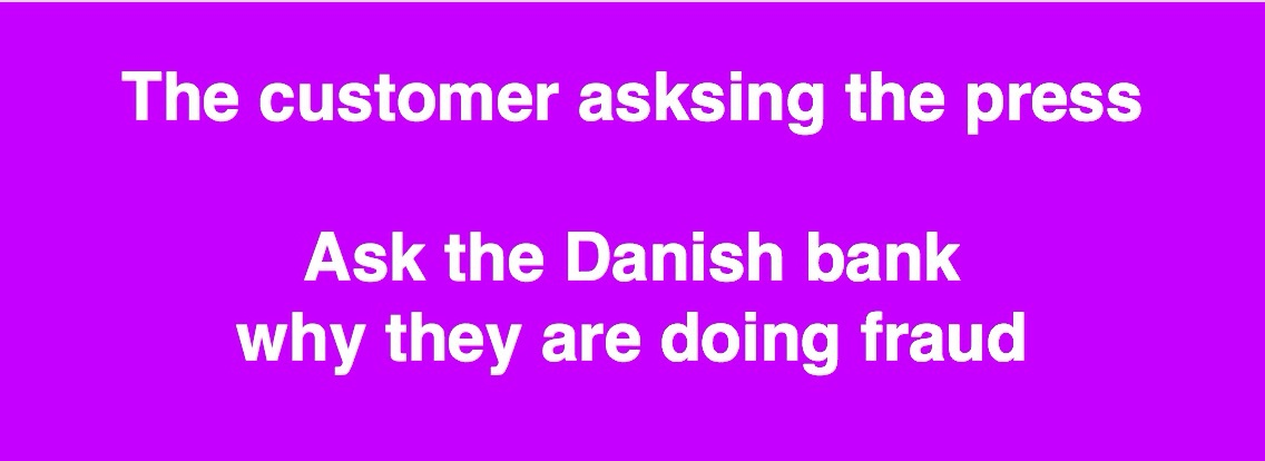 Jyske bank bedrager kunder, og lyver sammen med deres advokater Lund Elmer Sandager lyver for retten processuelt for at skuffe i retsforhold