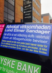 Klik ok kom på forsiden af BANKNYT.dk