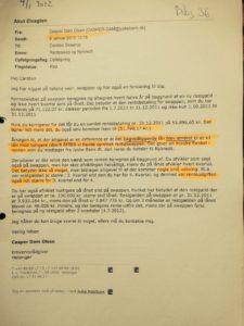 09-01-2012 Efter du har omlagt det bagved lægende lån
