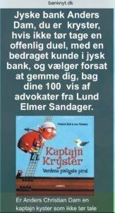 ER ANDERS DAM EN KRYSTER