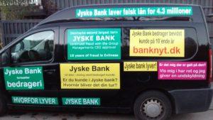 Jyske bank nægter dialog med bedraget kunde. - Er du kunde i jyske bank, husk du kan meget nemt være den næste - Skulle vi VIRKLIG være den enste der i jyske bank er udsat for bedrageri ?