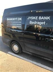 Bilen som den så ud November 2016. Da LES DANOIS så bilen i Hornbæk.